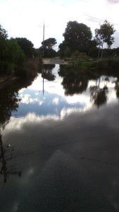 Point Lonsdale Flooding, April 26th, 2017.  Photo courtesy A. Coots.